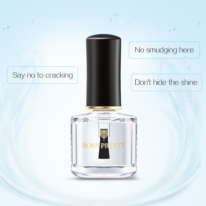 BORN PRETTY 6ml No Smudge Top Coat - JJslove.com