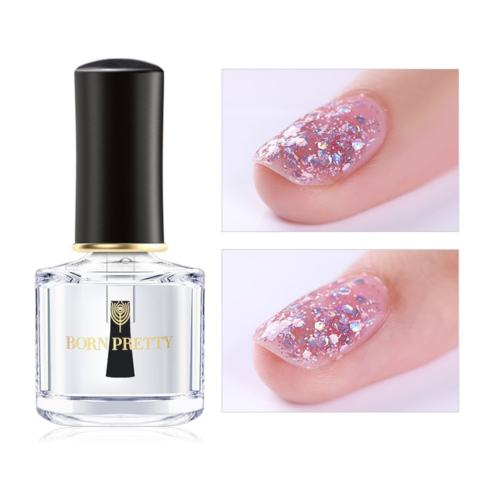 JJ'slove Flatting Nail Polish Glossy Fast Dry Top and Base Coats - JJslove.com
