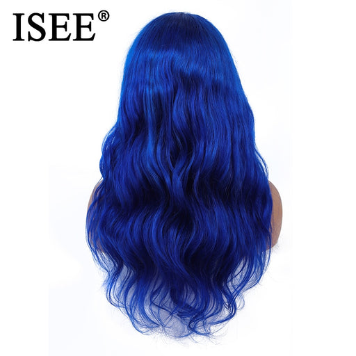 Brazilian 613 Blonde Body Wave Lace Front Wig With Baby Hair - JJslove.com