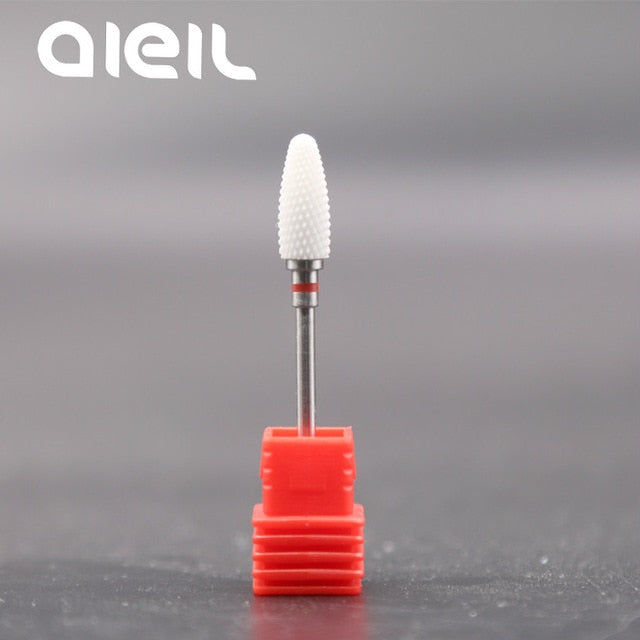 JJ'slove Bits Manicure Burr Milling Cutters For Manicure Pedicure Electric Nail Drill - JJslove.com