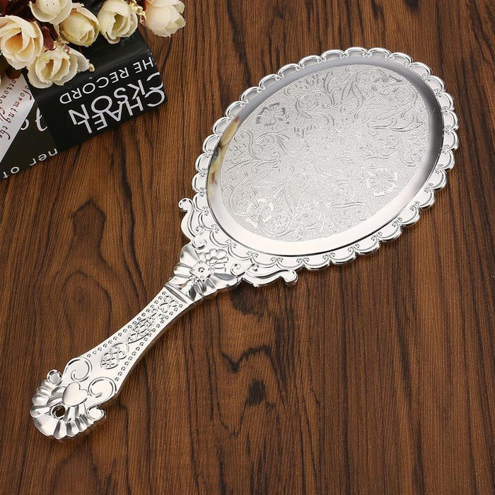 Portable Vintage Cosmetic Makeup Mirror - JJslove.com
