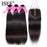 Human Hair Bundles With Closure Remy 3 Bundles With Closure - JJslove.com