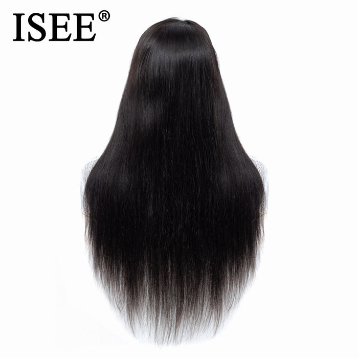 Straight Lace Front Wig 150% Density 13X4 Remy Lace Front Wigs - JJslove.com