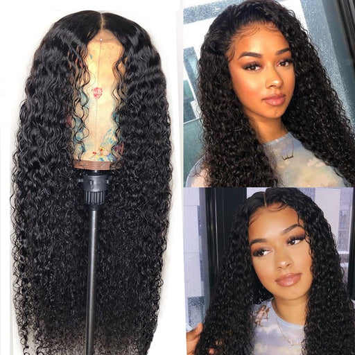 Malaysian 150% Density Human Hair Wigs Remy Lace Front Human Hair Wigs - JJslove.com