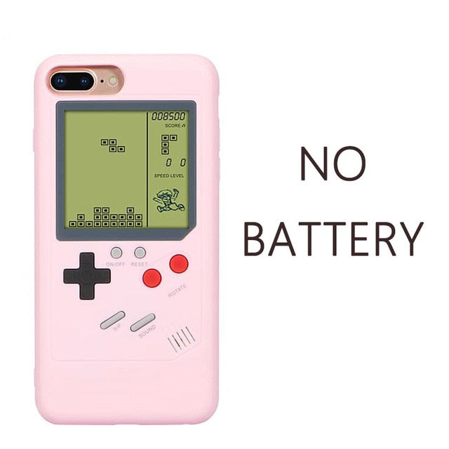 Gameboy iPhone Cases with Classic Games - JJslove.com
