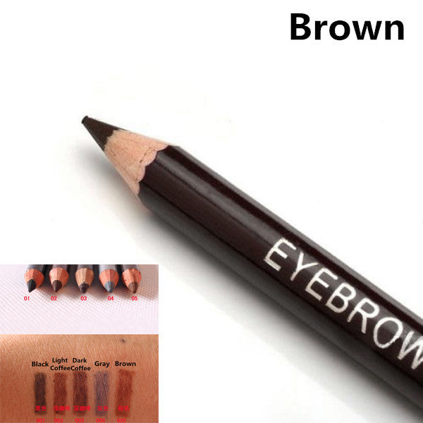 1 PCS Perfect Eyebrow shadows Waterproof Longlasting Make Up Tool - JJslove.com