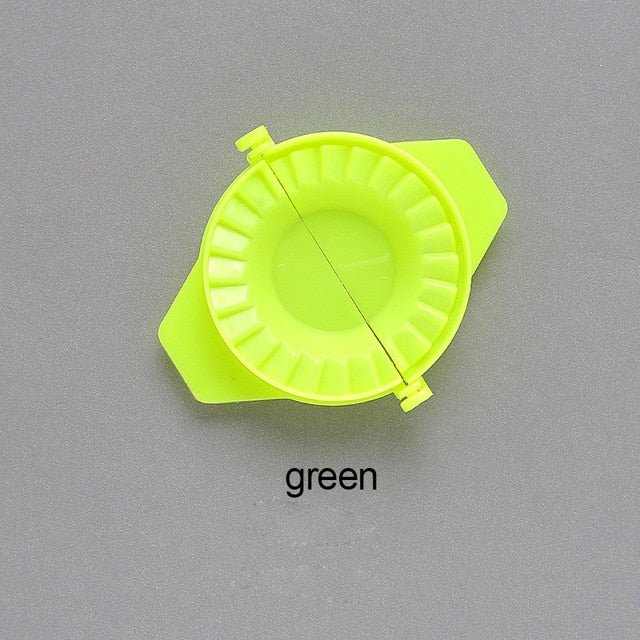 DIY Dumplings Tool Top Good Quality Dumpling Jiaozi Maker Device Easy Kitchen Accessories - JJslove.com