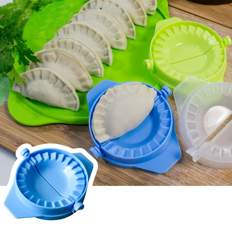 Dumpling mould, household manual dumpling machine, dumpling, wallet, klitchen toll - JJslove.com