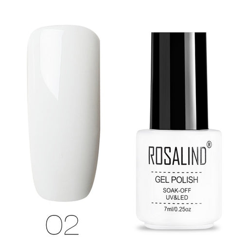 A| ROSALIND Nail Polish Hybrid  Varnish Gel Polish - JJslove.com