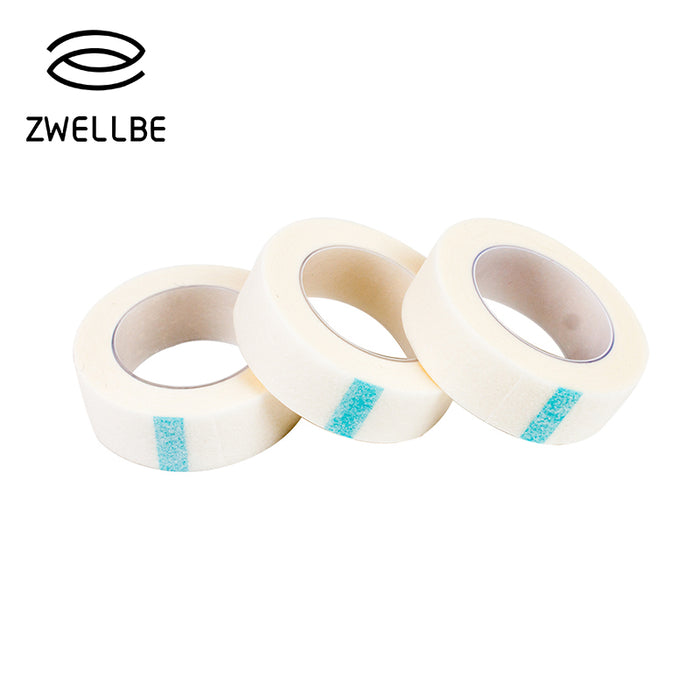 Eyelash Extension Lint Free Eye Pads White Tape Make Up Tools - JJslove.com