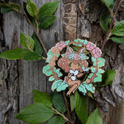 Forest Fawn Pin - March 2019