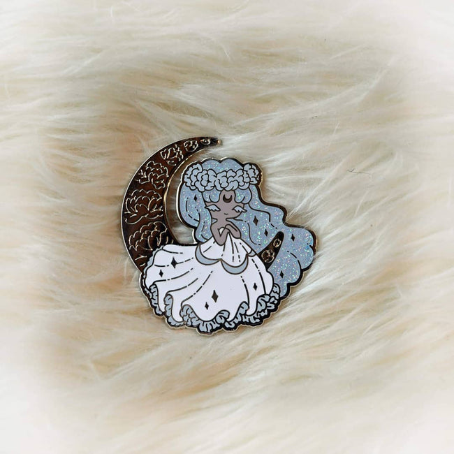 Pin Vault: Moon Princess Pin - Sept 2019