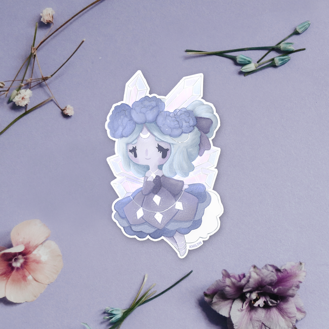 Crystal Fairy Sticker