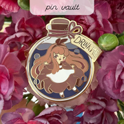Pin Vault 🖤 Little Alice Pin - Nov 2019