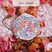 Pin Vault 🖤 Ocean Lover Pin - July 2019