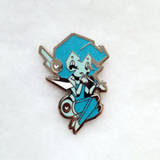 Betty Beep Boop Pin ~ Pixelladium Creations Collaboration
