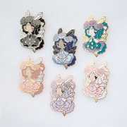 Crystal Fairy Pins - Limited Edition