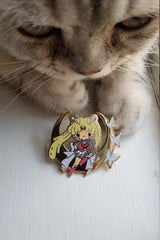 Super Sailor Moon Pin