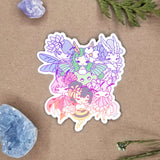Insect Fairies Sticker