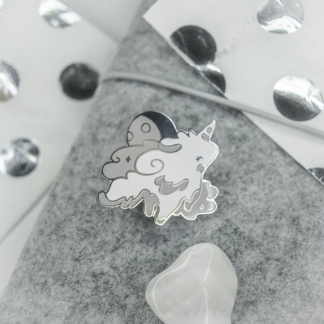 Pegasus Cloud Pin