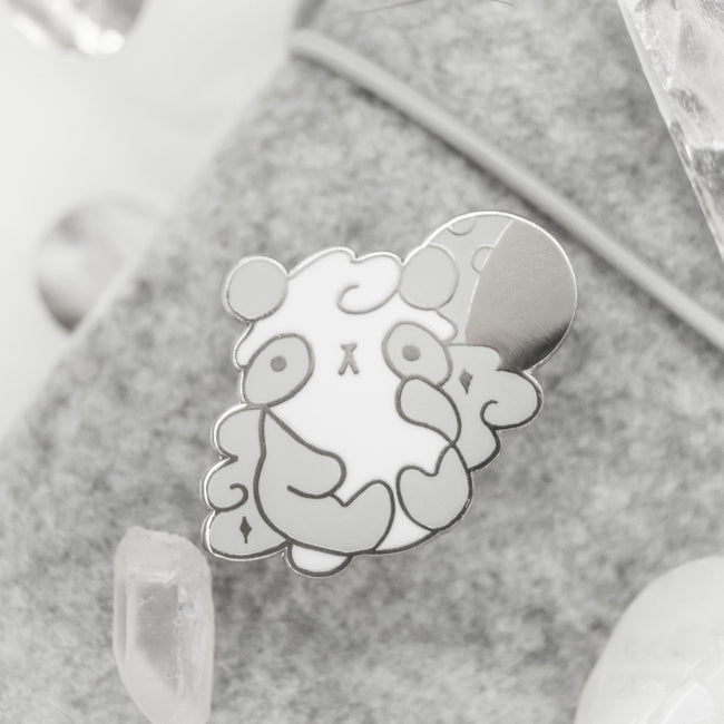 Panda Cloud Pin