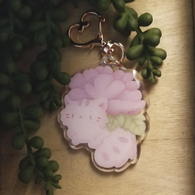 Kitty Planter Charm