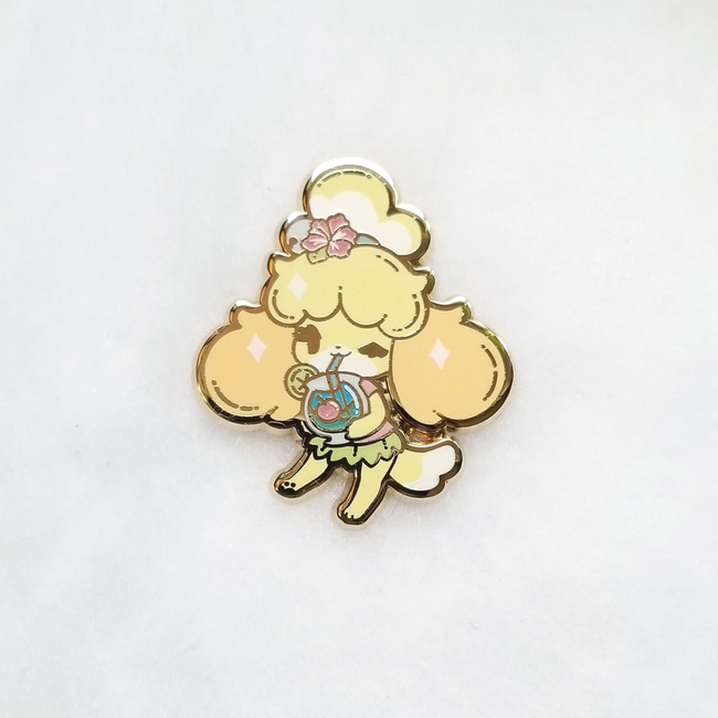 Vacation Isabelle Pin