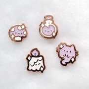 Spoopy Mini Pins