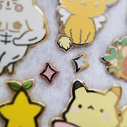 Tiny Sparkle Pins