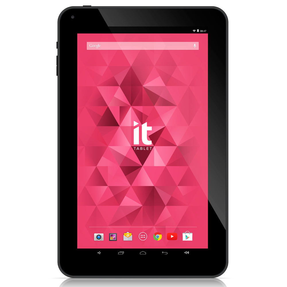"it® 10"" Quad-Core Tablet Lollipop 5.1"