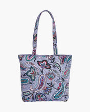 Load image into Gallery viewer, Iconic Tote Bag in Makani Paisley