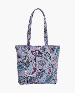Iconic Tote Bag in Makani Paisley