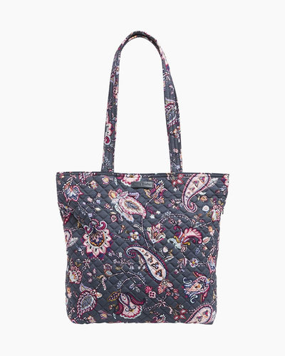 Iconic Tote Bag in Felicity Paisley