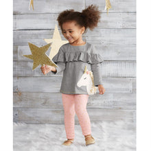 Load image into Gallery viewer, 2 piece Unicorn legging set -12m to  toddler