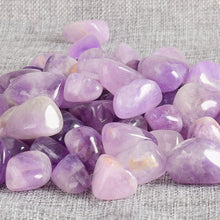 Load image into Gallery viewer, Amethyst Tumbled Stone