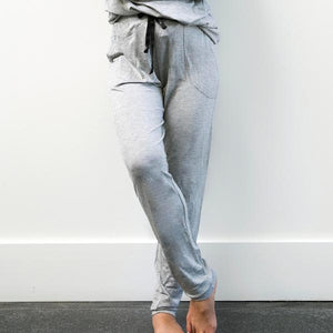 THE WEEKENDER  DRAWSTRING PANTS