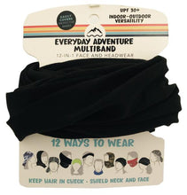 Load image into Gallery viewer, Everyday Adventure Multiband 12-IN-1 Face And Headwear