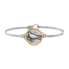 Load image into Gallery viewer, Cardinal Bangle Bracelet