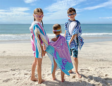 Load image into Gallery viewer, Kids Hooded Towel