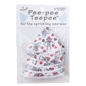 Pee Pee Teepee for baby boys