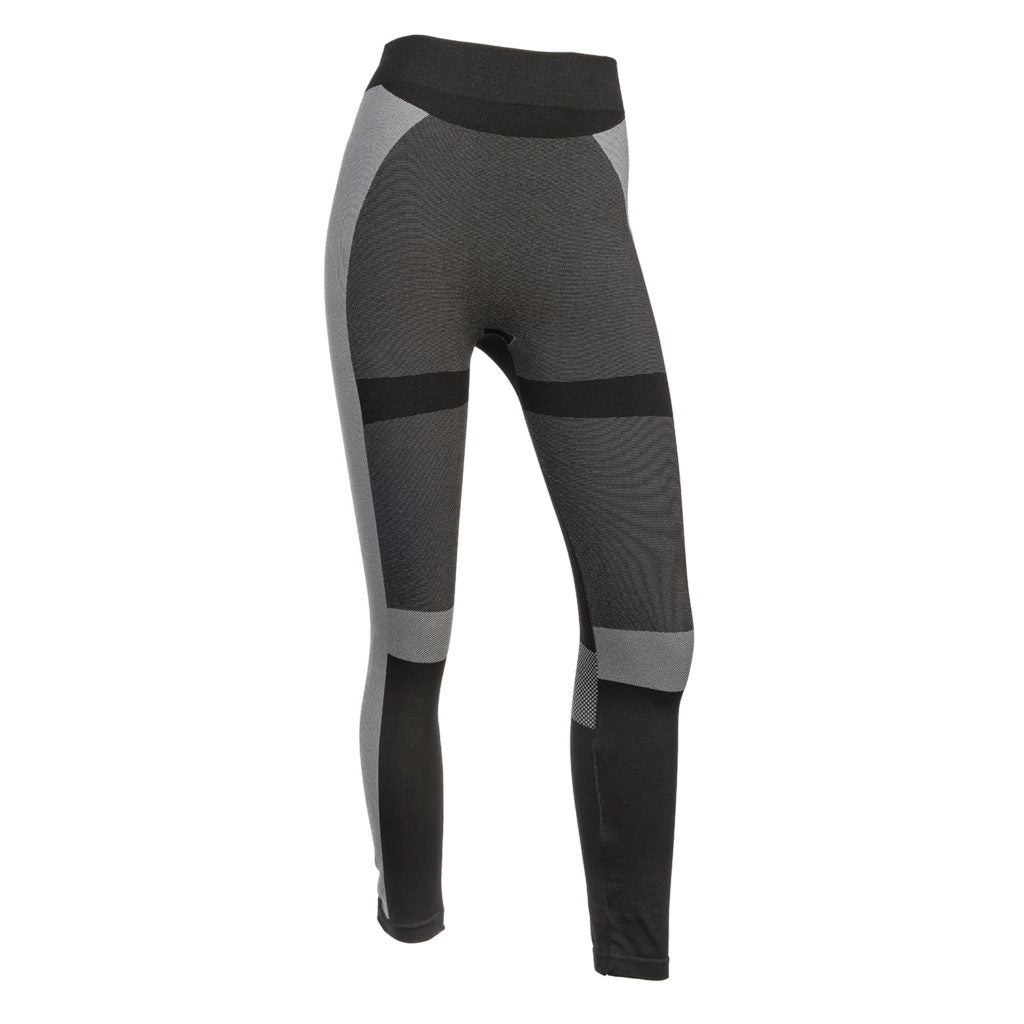 ATHLEISURE LEGGINGS - Black