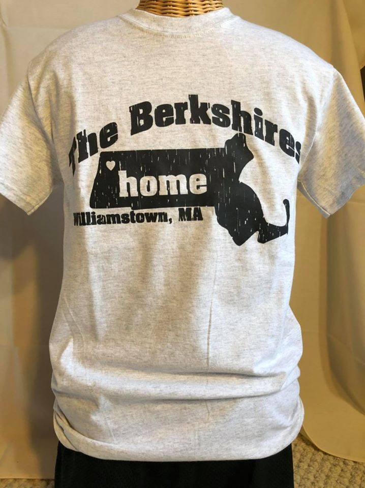 The Berkshires Home short sleeve tee