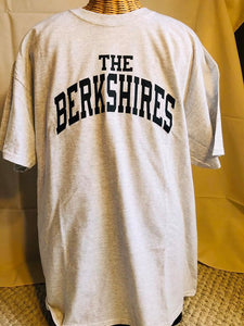 Grey short sleeve t shirt The Berkshires