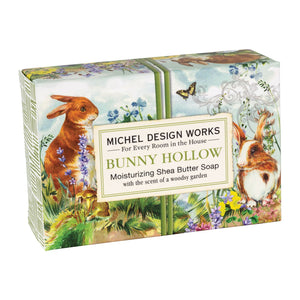 Bunny Hollow Boxed Single Soap