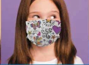 Kids Care Cover protective Mask regular and Holiday