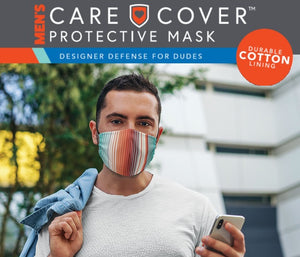 Care Cover for Men Face mask