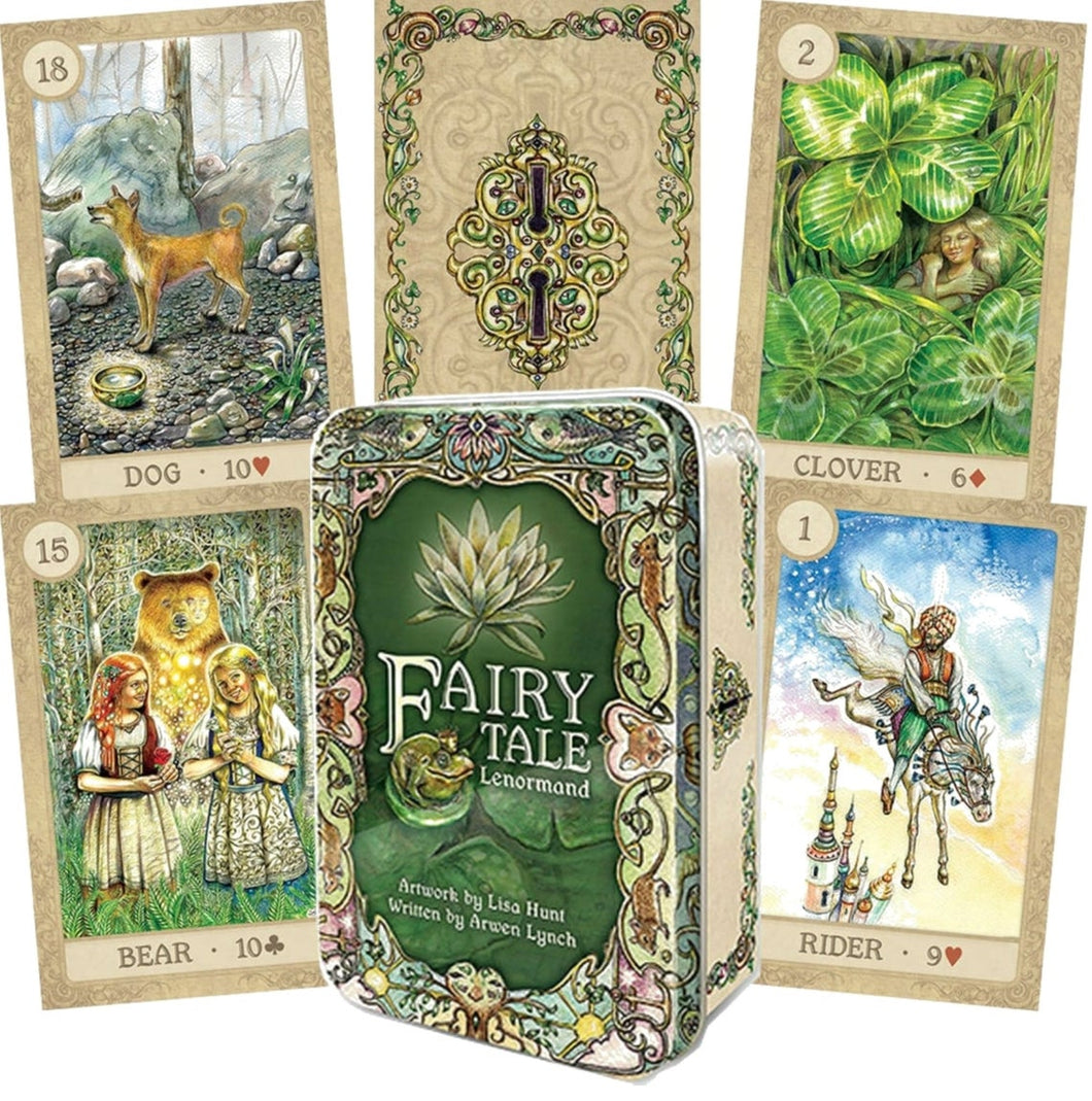 Fairytale Lenormand Oracle Cards Deck
