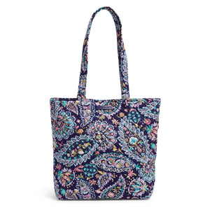 Iconic Tote Bag in French Paisley