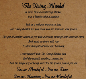 The Giving Blanket