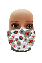 Load image into Gallery viewer, Soft Cotton Mask with fun designs